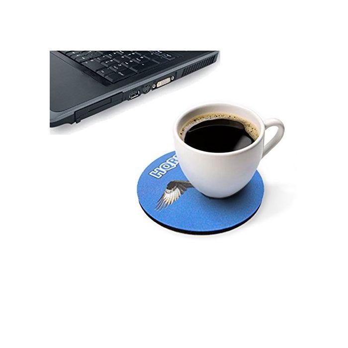 HQRP True HEPA Filter for Hunter Quietflo 30115, 30145, 30170, 30175, 30185Â Air Purifiers + HQRP Coaster