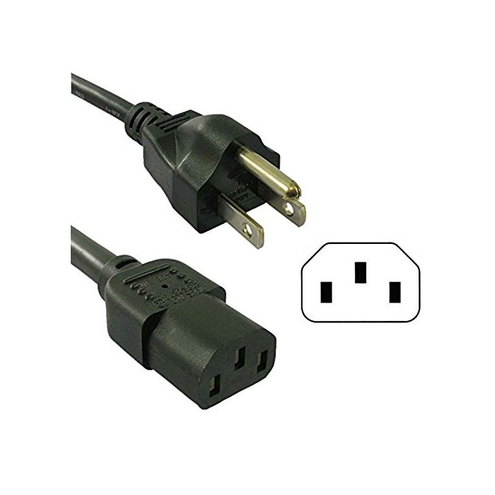 EFX 5.23-AEXJ EFX 5.33-ADFJ HQRP Coaster HQRP AC Power Cord // Cable for Precor EFX 5.33-ST EFX 5.23-SK EFX 5.23 5.33 Fitness Elliptical Mains Cable