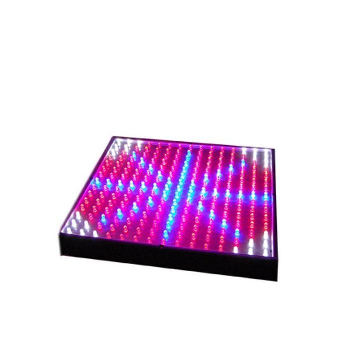 225LED Grow Light Lamp Full Spectrum Blue Red Orange White Quad-band Plant Panel