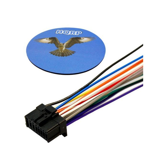 car wiring harness plug hqrp car radio head unit stereo wire wiring harness plug for  stereo wire wiring harness plug