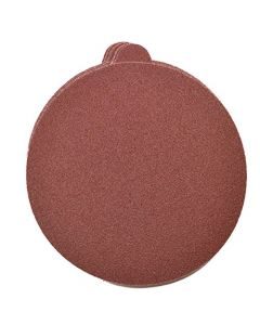 "HQRP 6-Inch 80-Grit Self Stick Sanding Discs for Craftsman Random Orbit Sander Sandpaper 6"", 30 Pack"