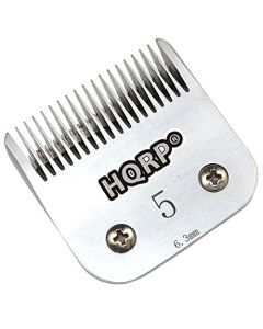 HQRP Animal Clipper Blade for Oster Size-5FC CryogenX Professional Pet Grooming + HQRP Coaster