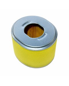 HQRP Air Filter Element Dual for Honda 17210-ZE2-505 / 17210-ZE2-515 / 17210-ZE2-822 / 17210-ZE2-821 Replacement fits Honda 8 & 9 HP Engines + HQRP Coaster