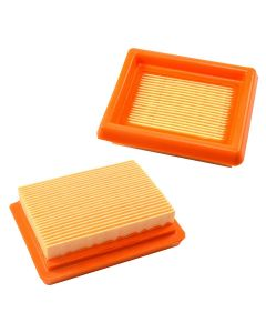 HQRP 2-Pack Air Filter Compatible with Stihl 4134 141 0300/4134-141-0300 fits STIHL FS120 FS200 FS250 FS300 FS350 FS400 FS450 BT120