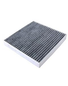 HQRP Carbon A/C Cabin Air Filter for Acura ILX 2013-2016; MDX, RDX 2007-2016; CSX 2007-2011 plus HQRP Coaster