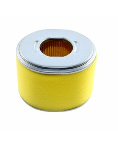 HQRP Air Cleaner Filter Combo for Lesco 014945 / Stens 100-818 / Oregon 30-406 / Honda 17210-ZE2-505 / J.Thomas AF-692 Replacement + HQRP Coaster