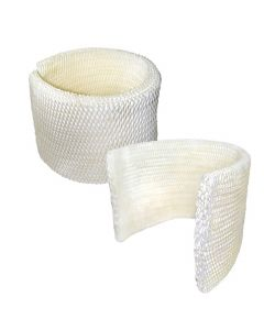 HQRP 2-pack Wick Filter for Kenmore 758.15408, 758.154080, 758.17006, 758.29706, 758.29988, 758.29880C, 758.1540801 Humidifier + HQRP Coaster