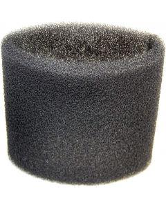 HQRP 4-pack Foam Filter Sleeve for Shop-Vac 2E150 2E200 2010 2010A 2015 2015A 201-15-00 201-14-00 Hang Up Mini Wet Dry Vac Vacuums