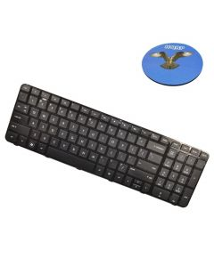 HQRP Keyboard for HP Pavilion g6-2000 g6-2100 g6-2200 g6-2300 Laptop plus HQRP Coaster