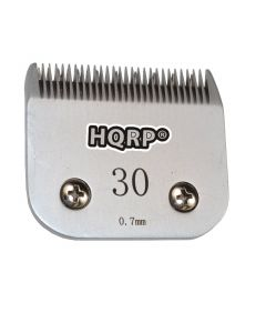 HQRP Size-30 Animal Clipper Blade for Wahl KM Series KM-1 KM-2 KM-5 KM-10 ProFicient Rapid-Fire Storm Storm-II Pet Grooming + HQRP Coaster