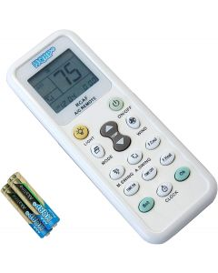 HQRP Remote Control for Haier A0010401791 HWE12XCN ESA405M ESA405N ESA406M ESA406ME ESA406ML ESA406MT Air Conditioner Controller