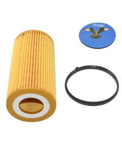 HQRP Oil Filter for Volkswagen VW GTI 2006 2007 2008 06 07 08 plus HQRP Coaster