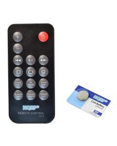 HQRP Remote Control for Samsung AH59-02632A HW-H750 HW-H750/ZA HW-H751 Soundbar Controller + HQRP Coaster