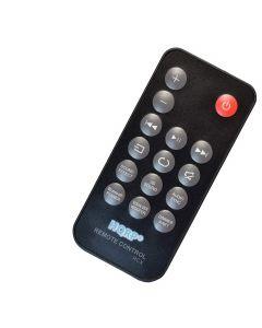 HQRP Remote Control for Samsung AH59-02631E HW-H7500 HW-H7501 HW-H7550 Soundbar Controller + HQRP Coaster