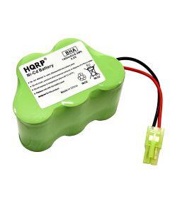 HQRP Battery for Shark XB2940 V2940 V1940 V2940C Cordless Floor and Carpet Sweeper Vacuum Vac Cleaner XB294O V294O V194O + Coaster