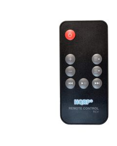 HQRP Remote Control for Bose SoundDock Series III Digital Music System Speaker Dock Controller Series-3 + HQRP Coaster