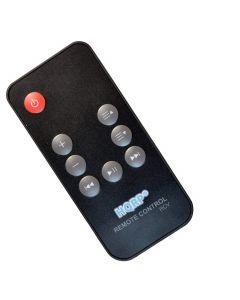 HQRP Remote Control for Bose SoundDock Portable Digital Music System Speaker Dock Controller + HQRP Coaster