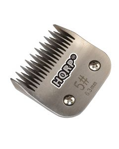HQRP Size-5 Animal Clipper Blade for Oster Lithium-Ion Volt 078004-000-000 Pet Grooming + HQRP Coaster
