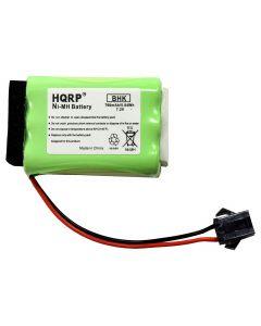 HQRP Battery for Tri-Tronics 1157900 1157900-C XLS Transmitters Flyway Special XLS Upland Special XLS Pro 100 XLS Pro 200 XLS Pro 500 XLS
