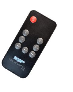 HQRP Remote Control for Bose SoundDock Series II Digital Music System 310100-0100 Speaker Dock Controller Series-2 + HQRP Coaster