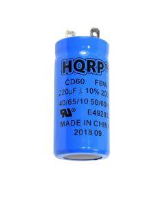 HQRP Run Capacitor for Coleman Powermate PM0525402.17 PM0525500 PM0525500.01 PM0534202.01 PM0534502 PM0535000 PM0535202.01 PM0535202.02 PM0535202.04 PM0535202.05 Generator + Coaster