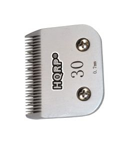 HQRP Size-30 Animal Clipper Blade for Oster A5, A-5 Turbo 2-Speed 078005-314-002, Golden A5, Turbo A5 Pet Grooming + HQRP Coaster