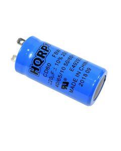HQRP Run Capacitor for Coleman Powermate PM0504202 PM0504222 PM0504602 PM0505602 PM0505622 PM0505622.17 PM0505622.18 PM0508622 PM0522000 PM0523001 PM0523008 PM0524000 Generator + Coaster