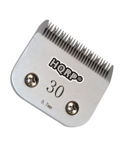 HQRP Size-30 Animal Clipper Blade for Oster A6 A-6, Performax, Protege Single Speed 78704-020 Pet Grooming + HQRP Coaster