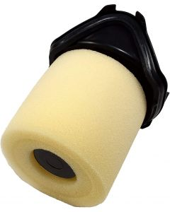 HQRP 2-pack Foam & Felt Filter Kit works with Shark FLEX DuoClean HV390 HV391 HV392 HV394Q Corded Ultra-Light Upright Vacuums part 461FFJV390 Replacement