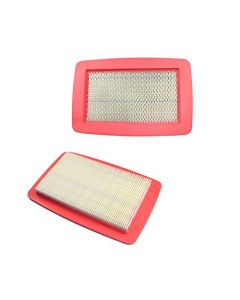 HQRP 2-pack Air Filter for Stens 102-602 / J. Thomas EB-7003 / Oregon 30-068 Replacement fits REDMAX EB7000 EB8000 series Backpack Blowers + HQRP Coaster