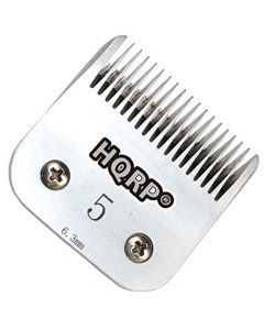 HQRP Size-5FC Animal Clipper Blade for Aesculap German Red Clipper FAV5 FAV5CL Pet Grooming + HQRP Coaster
