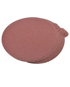 HQRP 6-Inch 80-Grit 120-Grit 240-Grit Self Stick Sanding Discs for Ingersoll-Rand 4151 Random Orbit Sander Sandpaper 6