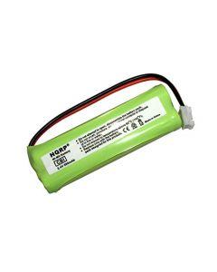 HQRP Phone Battery for Dantona BATT-28443; VTech BT28443, CPH-518D, 89-1337-00-00 + HQRP Coaster