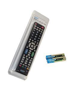 HQRP Remote Control for Sharp LC-80LE642U LC-80LE650U LC-80UQ17U LCD LED HD TV Smart 1080p 3D Ultra 4K AQUOS + HQRP Coaster