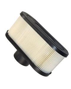 HQRP Air Filter Cartridge for John Deere Z655 X590 Z465 Z445 Z645 Z665 Z540M Z540R WHP52A WHP61A WH61A X354 X370 X380 X384 X390 X394 X570 X580 X584 Lawn Tractor + HQRP Coaster