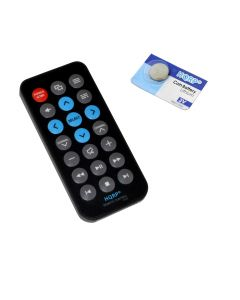 HQRP Remote Control for Microsoft Xbox One / S / X Wireless Multimedia Entertainment Console Controller model 1577 X877761-001 + HQRP Coaster