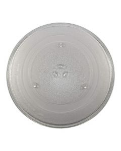 HQRP 14-1 8 inch Glass Turntable Tray for GE WB49X10063 CVM2072SM1SS DVM1850DM2BB EMO4000JBB01 HDM1853BJ01 JNM1851DM2BB JVM1840AD001 JVM1842WD001 JVM1851BD001 Microwave Oven Cooking Plate 360mm
