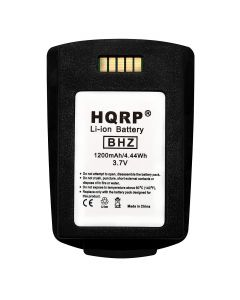 HQRP Battery for Polycom SpectraLink 8400 8450 8452 RS657 RS658 1520-37215-001 Phones