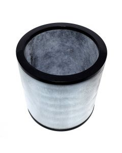 HQRP Air Purifier Filter for Dyson Pure Cool Link Tower Air Purifiers TP02 TP03 & Pure Cool TP01 AM11 models, compare to 968126-03 EVO Filter 2nd Generation plus HQRP Coaster