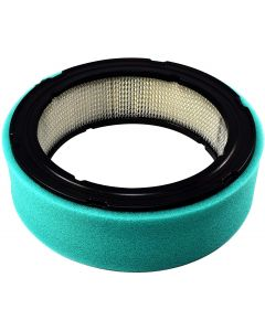 HQRP Air Filter Cartridge with Pre-Filter compatible with Briggs & Stratton 394018 394018S 392642 272490S 272490 271271 4135 5050 5050B 5050H 5050K 806232 Replacement plus HQRP UV Meter