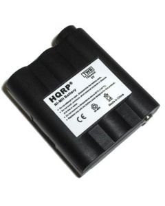 HQRP Rechargeable Battery Pack for MIDLAND GXT-950 / GXT950 / GXT950VP4 / GXT-1000 / GXT1000 / GXT1000VP4 / GXT-1050 / GXT1050 / GXT1050VP4 Two-Way Radio plus Coaster