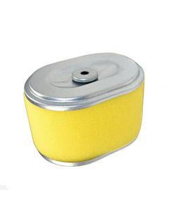 HQRP Air Filter Element for Troy-Bilt 21A-665B766 (2012) Pro Line FRT Tiller, 17210-ZE1-517 Replacement + HQRP Coaster
