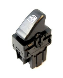HQRP Power Electric PASSENGER SIDE Window Switch for General Motors 10416106 / 19244642 replacement plus HQRP UV Meter