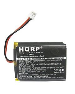 HQRP Battery for SportDOG SAC00-12615 SportHunter 825 SD-825 SDT54-13923, SportHunter 1225 SD-1225 ST-120SA Remote Dog Training Transmitter Sport Hunter + Coaster