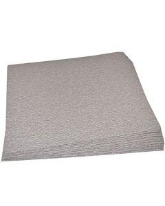 "HQRP 9"" x 11"" Aluminum Oxide Sandpaper 80 Grit, 10 Pack"