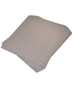 "HQRP 9"" x 11"" Aluminum Oxide Sandpaper 220 Grit, 10 Pack"