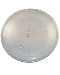 HQRP 12.5-inch Glass Turntable Tray for Admiral Microwave Oven Cooking Plate + HQRP Coaster