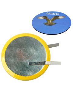 HQRP Battery for Garmin Forerunner 405 405CX 410 Sport Watch 361-00034-00 + HQRP Coaster
