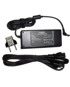 HQRP AC Power Adapter for Xerox DocuMate 3125, 3460, 3640 Scanner plus Euro Plug Adapter