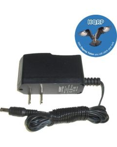 HQRP AC Adapter / Power Supply compatible with Casio SA-39 / SA39 / SA-75 / SA75 Keyboards Replacement plus HQRP Coaster